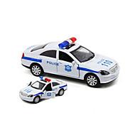 Litá vozidla Auta na zadní natahování Autíčka Policejní auto Zvuky Simulace Auto Kov Dětské Dárek Akční a hrací postavy Akční hry