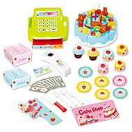 Doen alsof-spelletjes Geld & Banking Speeltjes Meubilair Kinderen 1 Stuks