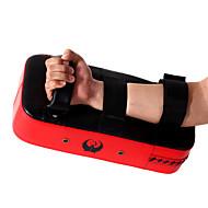 Boxovací podložka Box a Martial Arts Pad Tréninkové terčové rukavice Taekwondo Box Sanda Karate Muay ThaiNastavitelný tlusté Silový