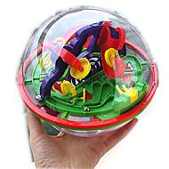 Brætspil Bolde Videnskabs- og ingeniørlegetøj Labyrint & Sekvenspuslespil Labyrint Legetøj Cirkelformet 3D Ikke specificeret Stk.