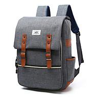 billige Computertasker-Unisex Tasker Polyester Nylon Laptoptaske for Shopping Afslappet Sport Formel Klatring Campering & Vandring Office & Karriere udendørs