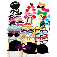Unik bryllupsdekor Perle-papir / Miljøvennlig materiale Bryllupsdekorasjoner Jul / Bryllup / Halloween Vegas Tema / Asiatisk Tema / Sommerfugl Tema Vår / Sommer / Høst