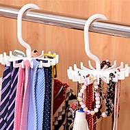 plastika Ovalnog Otvoreno Dom Organizacija, 1pc Vješalice za kravate