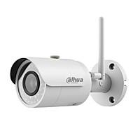 billige Utendørs IP Nettverkskameraer-Dahua IPC-HFW2325S-W 3.0 MP Utendørs with Dag Natt Primær 128(Dag Nat Bevegelsessensor Dobbeltstrømspumpe Fjernadgang Vanntett Plug and