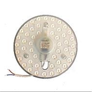 24w dual light kilde fargeledd taklampe modifisert utgave