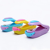 1pc Mini food Plastic Bag Small Sealing Clip Ramdon Color