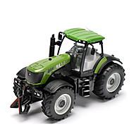 Auta na zadní natahování Autíčka Hračky Farmářský stroj Traktor Auto Kov Unisex Chlapci Dárek Akční a hrací postavy Akční hry