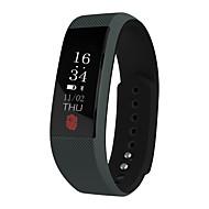 tanie Inteligentne zegarki-Inteligentne Bransoletka Ekran dotykowy Pulsometr Spalone kalorie Krokomierze Śledzenie odległości Informacje Obsługa wiadomości Obsługa