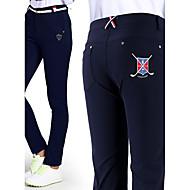 Damen Ärmellos Golf Unten Atmungsaktiv warm halten Komfortabel Dunkelmarine Golfspiel Freizeit Sport