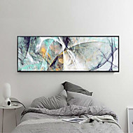Art Print Abstract Modern,One Panel Horizontal Print Wall Decor For Home Decoration