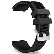 billiga Smart klocka Tillbehör-Klockarmband för Gear S3 Frontier Gear S3 Classic Samsung Galaxy Sportband Fluroelastomer Handledsrem
