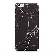 アップルiphone 7 7plusケースカバーパターンの裏蓋ケース大理石ハードpc 6sプラス6プラス6s 6