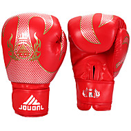 Boxovací rukavice Rukavice na boxovací pytel Boks Eğitim Eldivenlerİ pro Box Muay Thai Celý prstZahřívací Prodyšné Odolné vůči šokům