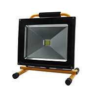 hkv®1pcs 50w 4850-4950lmライトポータブル充電式洪水ライト非常灯ライト投光器ac 85-265v