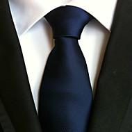 עניבת צווארון מפופס פוליאסטר כל העונות עבודה יום יומי גברים
