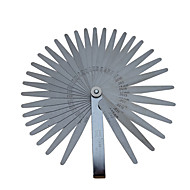 Große Wandpräzisions-Fühlerlehre 25 Stück 0.041.00mm 428007 Messwerkzeug