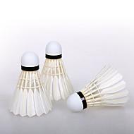 1 Stücke Badminton Federbälle Wasserdicht Langlebig für Entenfeder