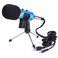 Com Fios Microfone de Computador