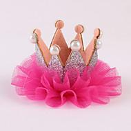 tanie Akcesoria dla dzieci-Akcesoria do włosów - Dla obu płci - Na każdy sezon - Bawełna Nylon - Bandany - Silver Czerwony Blushing Pink Purple Fuchsia