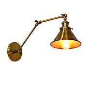 billige Vegglamper med LED-Rustikk / Hytte / Traditionel / Klassisk LED Vegglampe Metall Vegglampe 110-120V / 220-240V 4 W