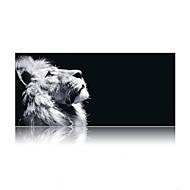 """סופר 90cm גודל גדול * משטח העכבר המשחקים הנייד מחצלת משטח העכבר משחק 40 ס""""מ האריה הדפסה"""