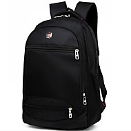 Men Bags All Seasons Canvas Backpack for Casual Black