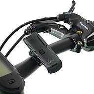 Ziqiao draagbare fietswagen mount kit houder voor garmin gpsmap 62 62s 62ste 62sc rino 650 garmin etrex 10 20 30