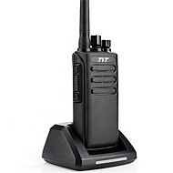 Tyt md-680 uhf 400480 ip67 vanntett 2200mah høyt batteri kapasitet 10w dmr digtial håndholdt toveis radio walkie talkie transceiver