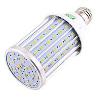 billige Kornpærer med LED-YWXLIGHT® 1pc 35W 3400-3500 lm E26/E27 LED-kornpærer T 108 leds SMD 5730 Dekorativ LED Lys Varm hvit Naturlig hvit AC 85-265V