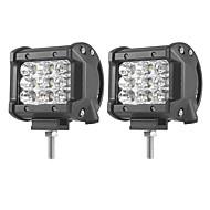 economico Luci per auto-Auto Lampadine 27W W SMD 3030 5400lm lm LED Luce da lavoro