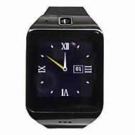 yy lg118 smartwatch cardブルートゥース時計のサポートsim / tf / nfc for android用のios