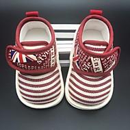 Genç Kız Ayakkabı Yapay Deri Bahar Sonbahar İlk Adım Atletik Ayakkabılar Yürüyüş Alçak Topuk Yuvarlak Uçlu Sihirli Bant Uyumluluk Günlük