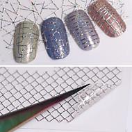 12 Neglekunst Klistermærke Vandoverførings klistermærke Makeup Kosmetik Neglekunst Design