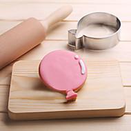 billige Bakeredskap-Bakeware verktøy Rustfritt Stål Jul / Bryllup / Bursdag Brød / Pai / Til Ost Bakeform 1pc