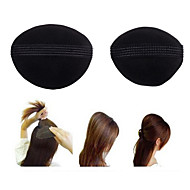 1sets(2pcs) Hair Base Bump Styling Insert Tool Volume Bumpit Princess Base Insert updo BB petit pin Styling Tool