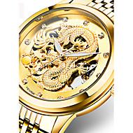 בגדי ריקוד גברים מבוגרים שעוני ספורט שעונים צבאיים שעוני שמלה שעוני אופנה שעון יד שעון צמיד שעון מכני שעונים יום יומיים קוורץ שוויצרי לוח