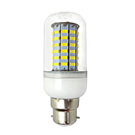 4.5W E14 B22 LED-kornpærer 69 SMD 5730 420 lm Varm hvit Kjølig hvit V 1 stk.