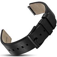 billiga Smart klocka Tillbehör-Klockarmband för Huawei Watch Huawei Sportband Äkta Läder Handledsrem