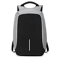 Men Bags Oxford Cloth Laptop Bag for Casual Formal Outdoor Traveling All Seasons Black Gray