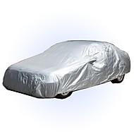ราคาถูก ผ้าคลุมรถ-หุ้มแบบเต็ม ครอบคลุมรถยนต์ PEVA กันรอยขีดข่วน / กันน้ำ / กันลม For Universal ทุกรูปแบบ ทุกปี For ทุกฤดู