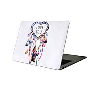 """tanie Akcesoria do MacBooka-MacBook Futerał na Łapacz snów PVC Nowy MacBook Pro 15"""" Nowy MacBook Pro 13"""" MacBook Pro 15 cali MacBook Air 13 cali MacBook Pro 13 cali"""