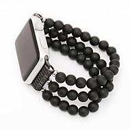 billiga Smart klocka Tillbehör-Klockarmband för Apple Watch Series 3 / 2 / 1 Apple Smyckesdesign Keramisk Handledsrem