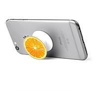 Telefonholderstativ Skrivebord 360° Rotation Justerbar Stander Plastik for Mobiltelefon