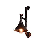 AC 220-240 4 E27 Geleneksel/Klasik Kırsal/Köysel Yağlanmış Bronz özellik for LED Ampul İçeriği,Aşağı Işık LED Duvar Lambaları Duvar ışığı