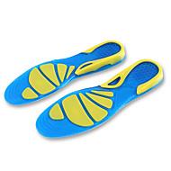 Siliconen waterdicht Draagbaar Deze op maat te knippen binnenzool biedt een schokbestendigheidsfunctie voor sportschoenen, zodat de voet