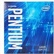 お買い得  CPU-Intel CPUコンピュータプロセッサ ペンティアム G4600 2コア 3.6 LGA 1151