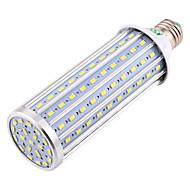 billige Kornpærer med LED-YWXLIGHT® 1pc 45W 4400-4500lm E26 / E27 LED-kornpærer T 140 LED perler SMD 5730 Dekorativ LED Lys Kjølig hvit 85-265V