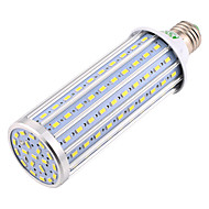 billige Kornpærer med LED-YWXLIGHT® 1pc 45W 4400-4500 lm E26/E27 LED-kornpærer T 140 leds SMD 5730 Dekorativ LED Lys Kjølig hvit AC 85-265V