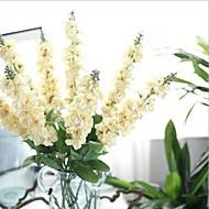 1 haara Silkki Others Pöytäkukka Keinotekoinen Flowers