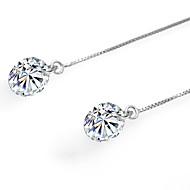 Viseće naušnice Plastika Jewelry Jewelry Za Rođendan Dnevno 1 par